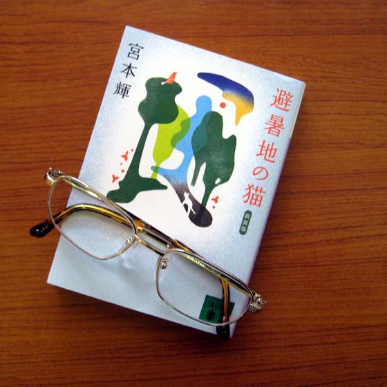 宮本輝「避暑地の猫」 (講談社文庫)